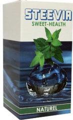 Steevia Stevia sweet naturel 35 Milliliter