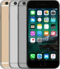 Grijze Apple Refurbished IPhone 6s | 16 GB | Space Gray | Als nieuw | 2 jaar garantie | Refurbished Certificaat | leapp