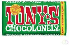 Chocolade Tony's Chocolonely reep 180gr hazelnoot