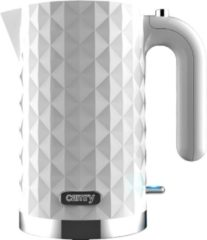 Camry CR 1269w - Waterkoker - 1.7 liter - wit trendy
