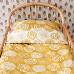 Witlof For Kids Tuck-Inn Sparkle Dekbedovertrek Sweet Honey 140 x 200 cm
