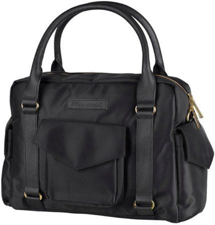 Afbeelding van Zwarte Elodie Details - Luiertas Zwart Edition - Zwart