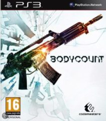 Codemasters Body Count Game PS3
