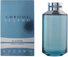 Azzaro MULTI BUNDEL 2 stuks CHROME LEGEND eau de toilette spray 125 ml