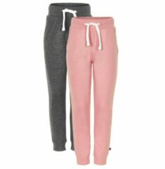Minymo - Kid´s Basic 37 Sweat Pants (2-Pack) maat 152 blusher