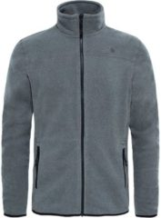 The North Face 100 Glacier Full - Funktionsjacke für Herren - Grau