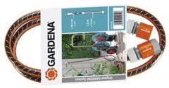 Gardena 18040-20 Comfort Flex Anschlussgarnitur 1/2' Gardena grau