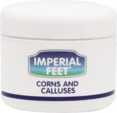 Imperial Feet B.V Eelt en Likdoorns Creme - Likdoorn Verwijderen - Eeltverwijderraar - Voetcremes - Eelt Verwijderen Creme - Voetverzorging producten - 75 ML