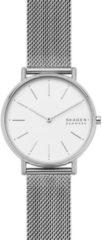 Zilveren Skagen Signatur Dames Horloge SKW2785