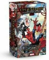 Upper Deck Entertainment Marvel Legendary Paint The Town Red (Spider-Man) - Kaartspel