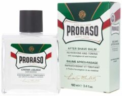 Proraso Aftershave balm eucalyptus 100 Milliliter