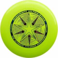 Discraft Ultra Star 27,5 Cm 175 Gram Geel