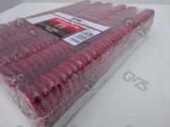 Kelfort Uitvulplaatjes rood krimp 5mm zak van 138 plaatjes