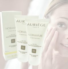 Auriege Paris Norma Pure - Nachtcreme normale huid - MULTIPACK 2x50ml