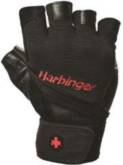 Harbinger Fitness Harbinger Men's Pro Fitness Handschoenen met Wrist Wrap - Zwart - XXL