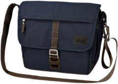 Blauwe Jack Wolfskin Camden Town Backpack - Unisex - Night Blue - ONE SIZE