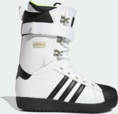 Adidas Superstar ADV snowboardschoenen cloud white / core black / gold metallic