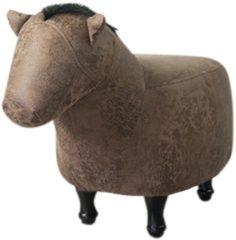 Zilveren Mars & More Krukje paard