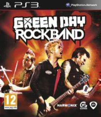 Groene Electronic Arts Rock Band groen Day Solus Game PS3