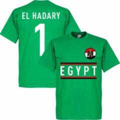Retake Egypte El Hadary 1 Team T-Shirt - Groen - XXL