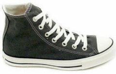 Grijze Sneakers Converse All Star Hi C Gris Foncé