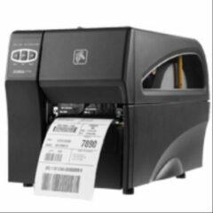 Zwarte Zebra ZT220 labelprinter Direct thermisch 203 x 203 DPI Bedraad