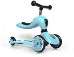 Scoot & Ride Scoot and Ride Highwaykick 1 Step - Loopfiets Blueberry Blauw