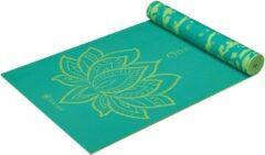 Yogamat - Gaiam Premium Lotus Reversible - 173 x 61 x 0,6 cm