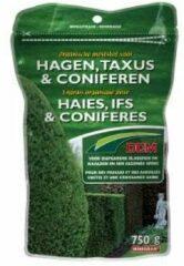 DCM  hagen en coniferenmest DCM bemesting voor hagen,taxus en coniferen 1,5kg