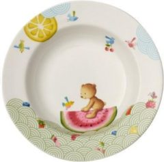Witte VILLEROY & BOCH - Hungry as a Bear - Kinderbord diep
