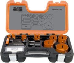 BAHCO Bahco Professionele Gatenzaag set 16-64 mm 3834-SET-95