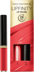Max Factor Lipfinity Lip Colour 2-step Long Lasting Lipstick - 146 Just Bewitching