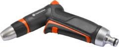Oranje GARDENA Spuitpistool metaal -roetsvrij - harde straal - vorstbestendig