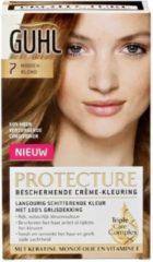 Guhl Protecture Haarverf Beschermende Creme-Kleuring 7 Middenblond Per stuk