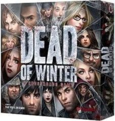 Plaid Hat Games Dead of Winter A Crossroads Game - Engelstalig Bordspel