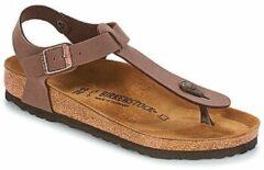 Slippers Birkenstock KAIRO BS Sandalen en pantoffels Uniseks Bruin