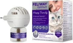 Feliway Optimum Startset - Anti stressmiddel - 48 ml Kat