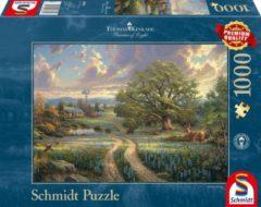 Schmidt Puzzel Country Living - 1000 Stukjes