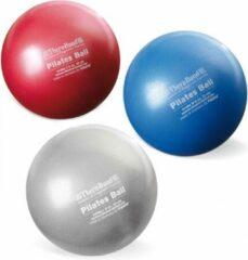 Zilveren Thera-Band Pilates Bal grijs 26cm