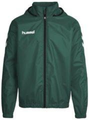 Allwetterjacke Core Spray Jacket 80822-2001 Hummel Evergreen