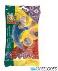 SES Creative 00702 kunst- & knutselset voor kinderen Kids' bead set 1000 stuk(s)