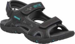 Regatta women haris lightweight walking sandals sandalen vrouwen maat grijs