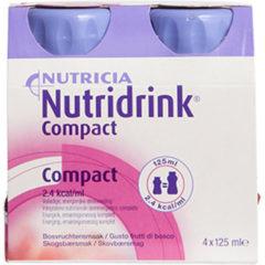 Nutridrink Compact bosvruchten 125 ml (4 Vitamine
