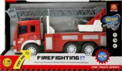 Braet Brandweerwagen - 30 cm