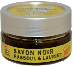 Aleppo Soap Co Savon Noir Rassoul & Laurier Zwarte Zeepscrub