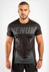 Venum ONE FC Impact Dry Tech T-shirt Zwart Zwart Kies uw maat: L