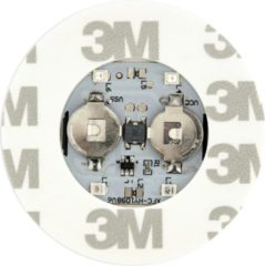 Groenovatie LED Sticker - Feestlamp Voor Fles - 60 mm - Koel Wit