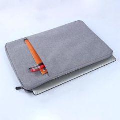 MoKo H721 Sleeve 13.3 inch Notebook Tas - Hoes Multipurpose voor 13-13,3 inch MacBook Pro, MacBook Air, Surface Laptop 3/2/1 13.5, Lenovo Dell Toshiba HP ASUS Acer - grijs