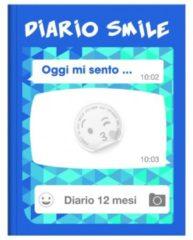 Nobrand Diario 12 mesi Smile 11x15,3 cm