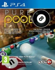 Play It Pure Pool - PS4
